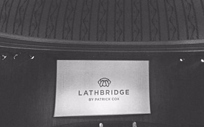 That's Shoe Biz – Patrick Cox Talks Lathbridge
