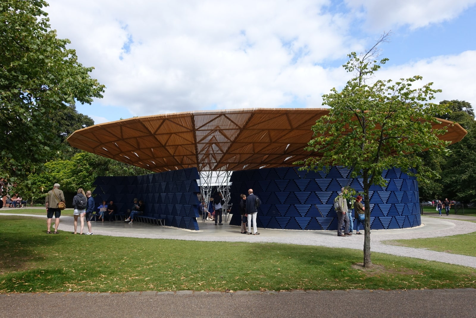 Serpentine Gallery Kensington Palace Gardens